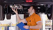 Wartung & Reperatur